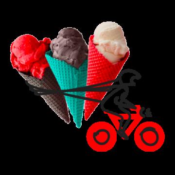 Înghețată gratuit livrată