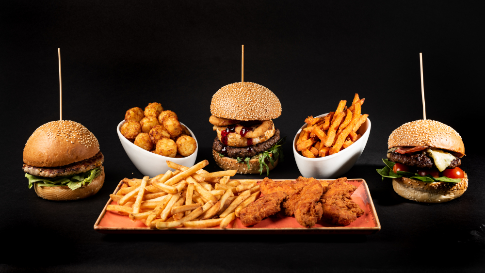 Tot Burger Floresti cover