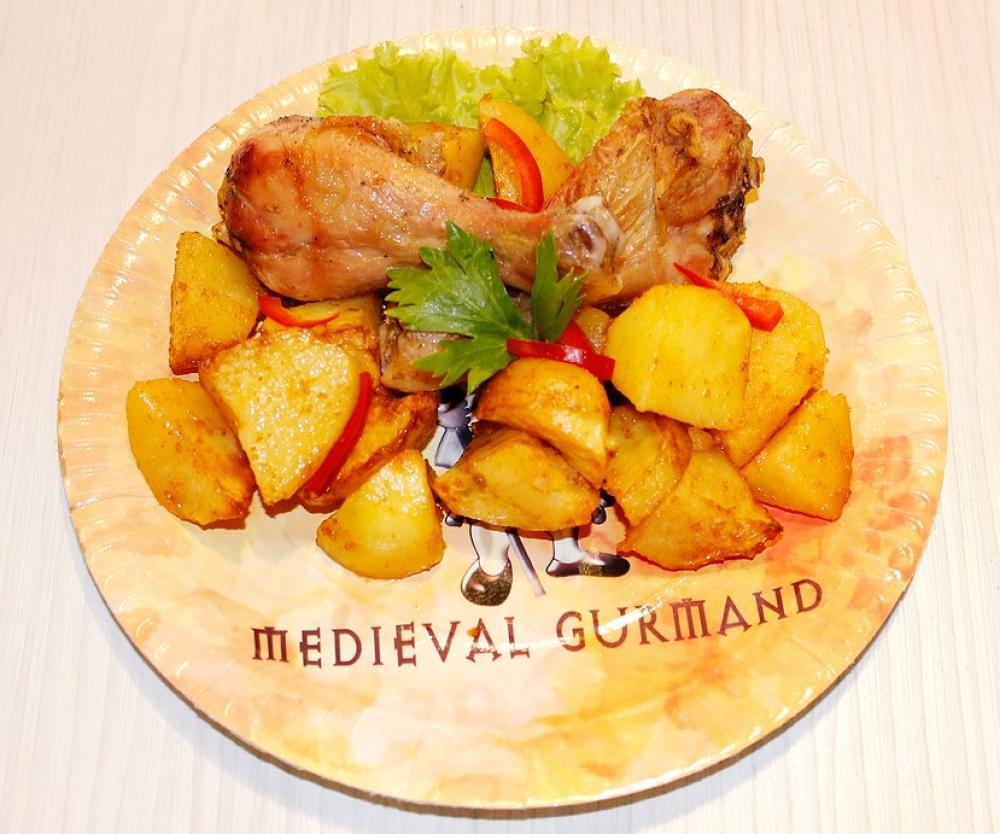 Medieval Gurmand