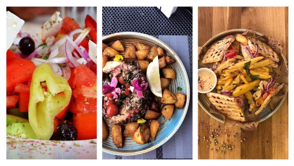 Artemis Mediterranean Restaurant cover