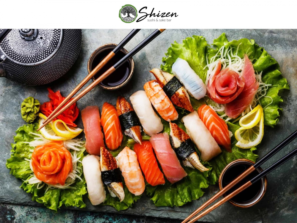 Shizen Sushi Bar cover