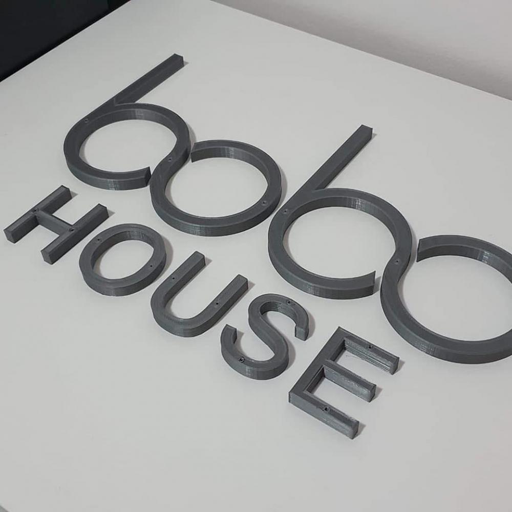 Bobo House cover