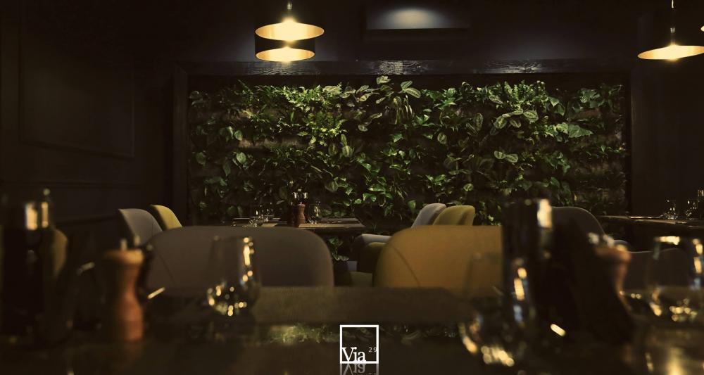 Restaurant Via 29 Sintandrei cover