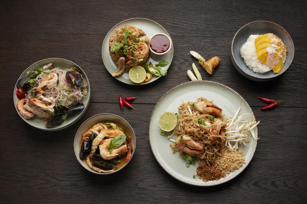 ISAN Thai Kitchen cover
