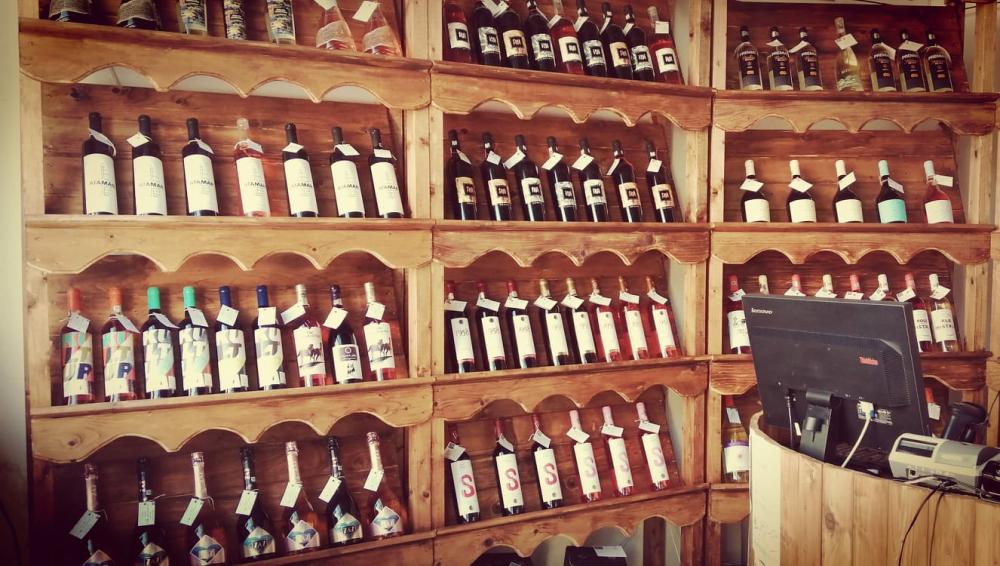 Casa de vinuri OM BUN cover