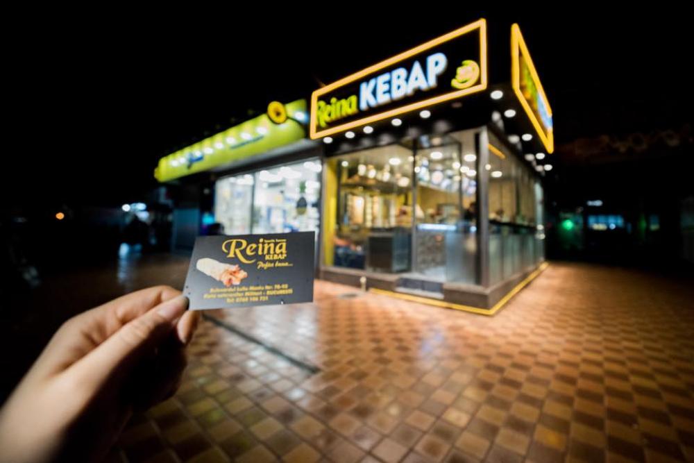 Reina Kebap Drumul Taberei cover image