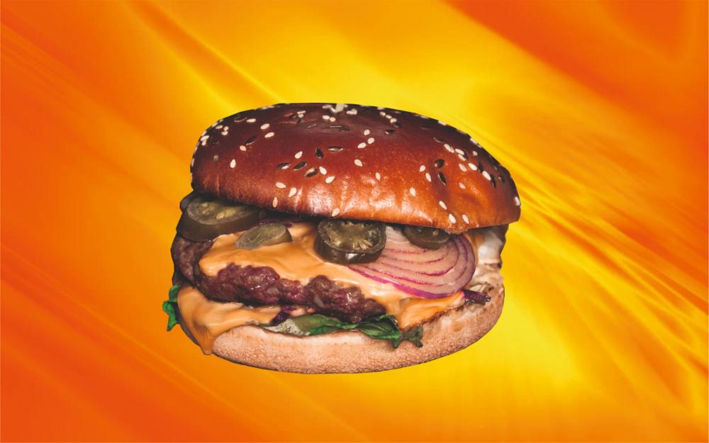 JB Burger cover
