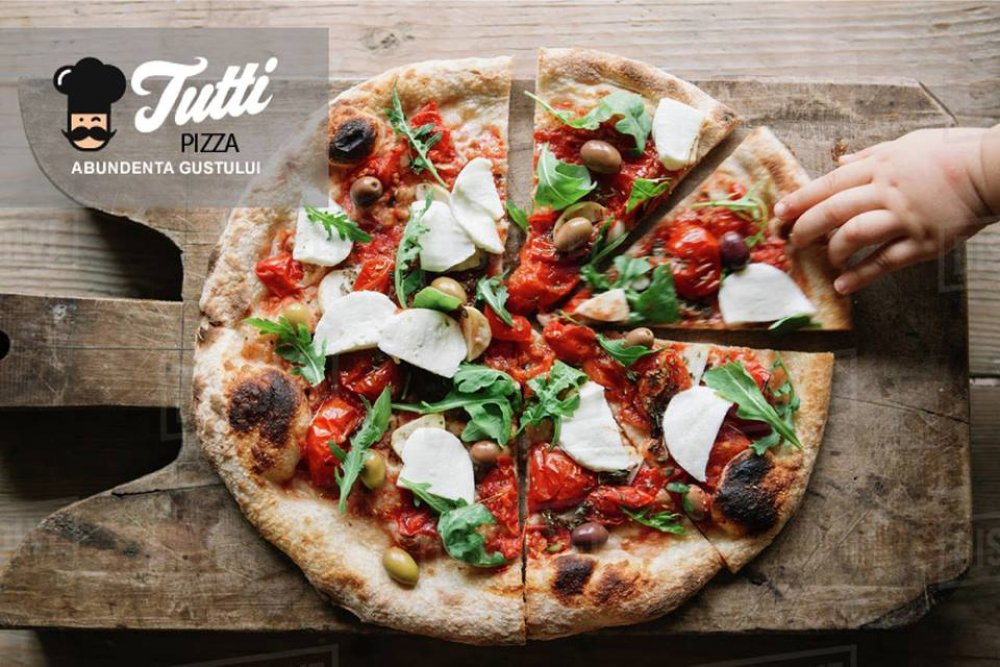 Tutti Pizza cover image
