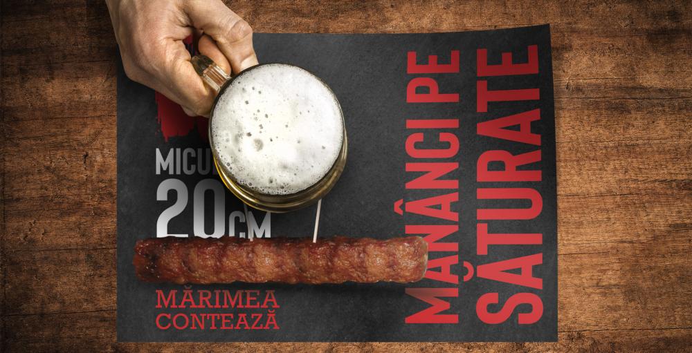 Beraria Pofta sau Foame cover image