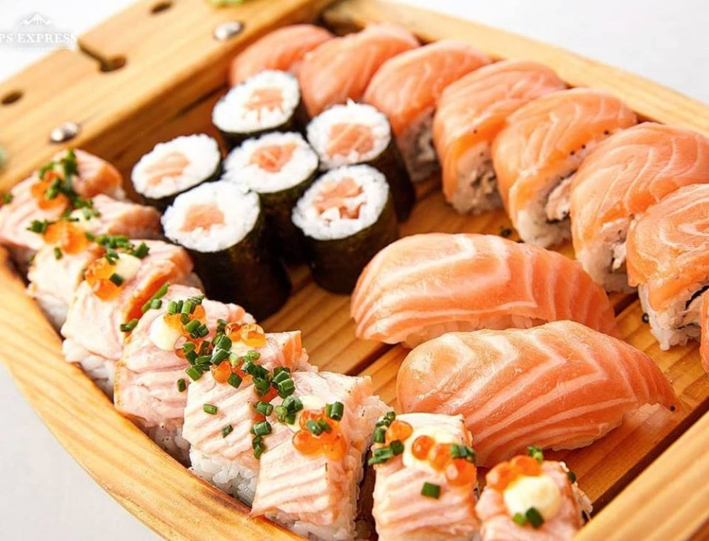 Sushi Time cover image