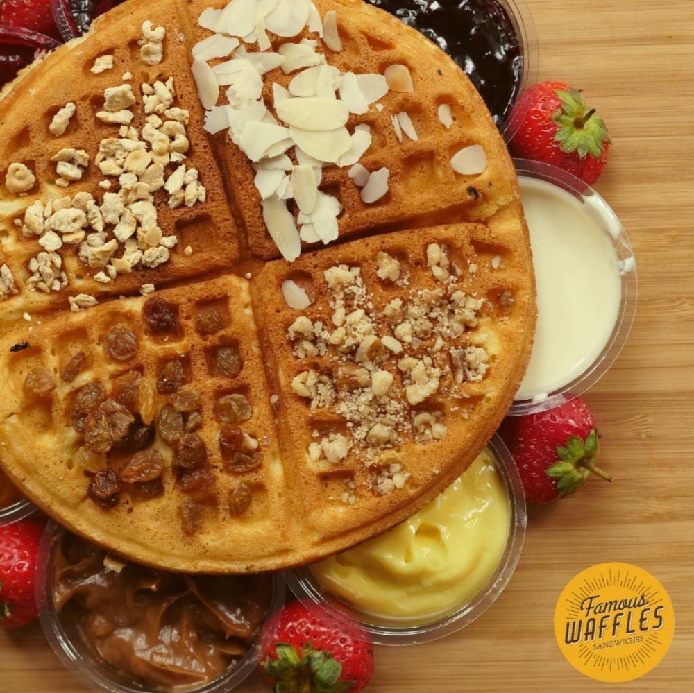 Famous Waffles Afi cover image