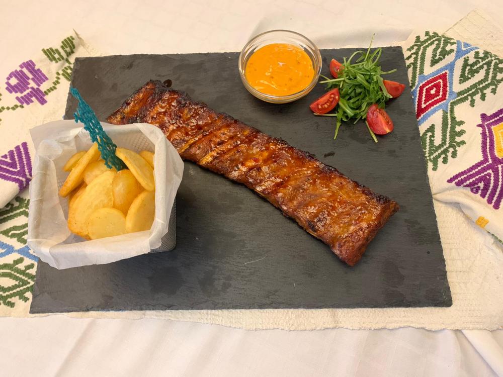 Restaurant Casa Iacob cover