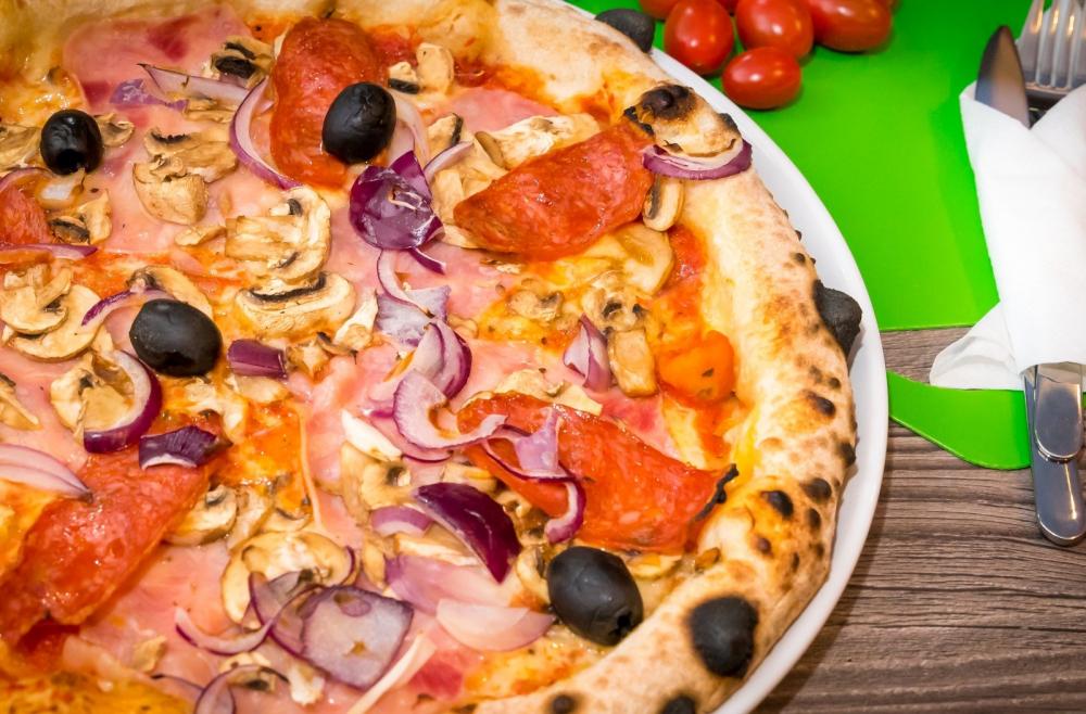 Pizzeria La Coco cover image