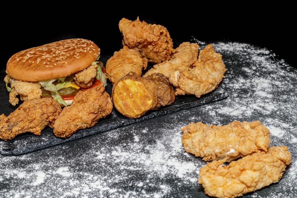 Broaster Chicken Brasov cover