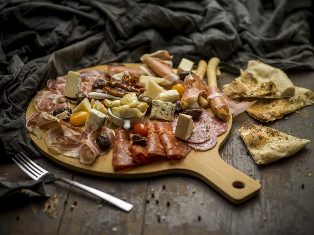 La Trattoria - Cucina Moderna cover