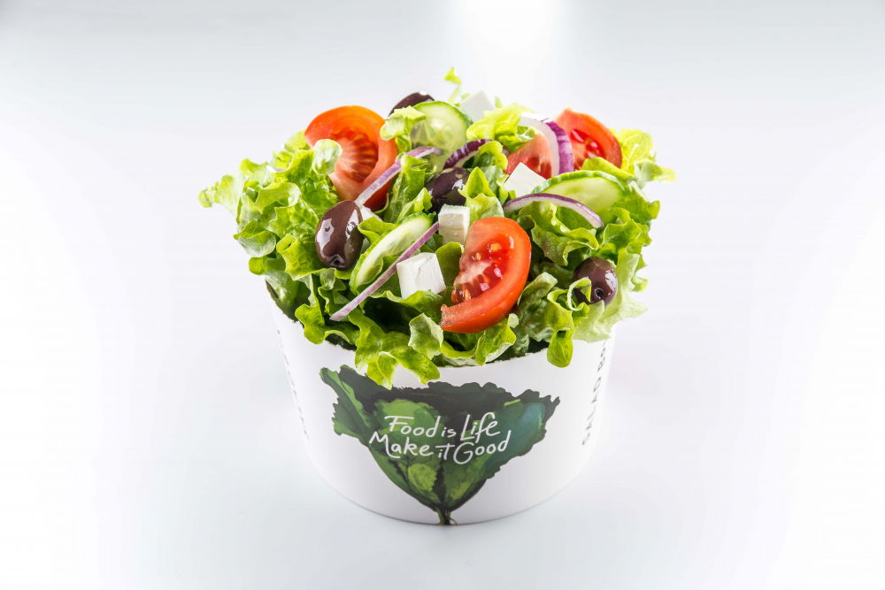 Salad Box Sigma