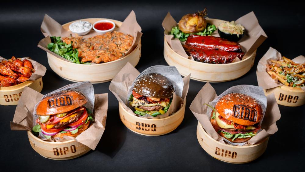 Bibo Burgers cover
