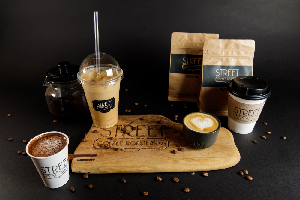 Street Coffee Roasters cover
