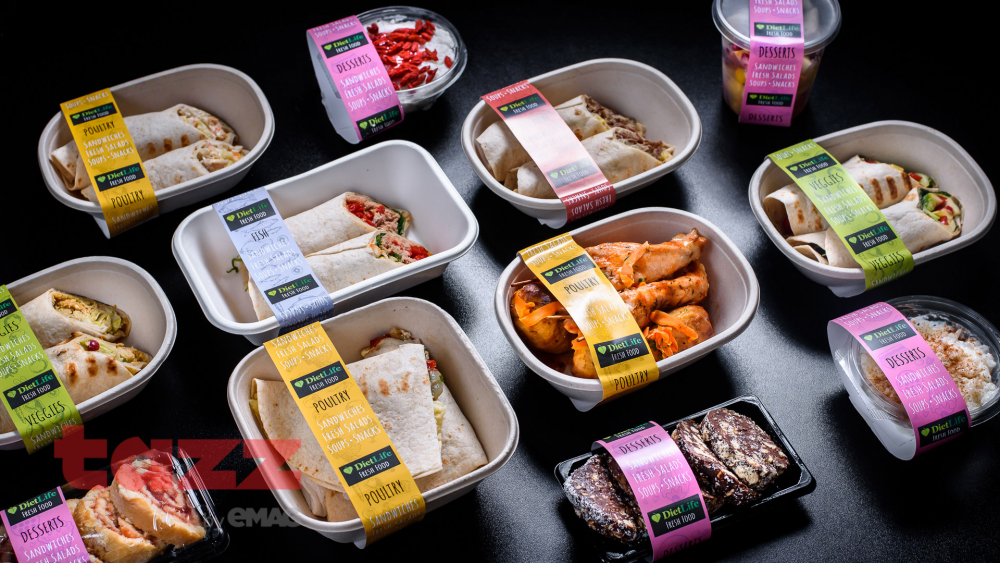 DietLife Food Charles de Gaulle cover