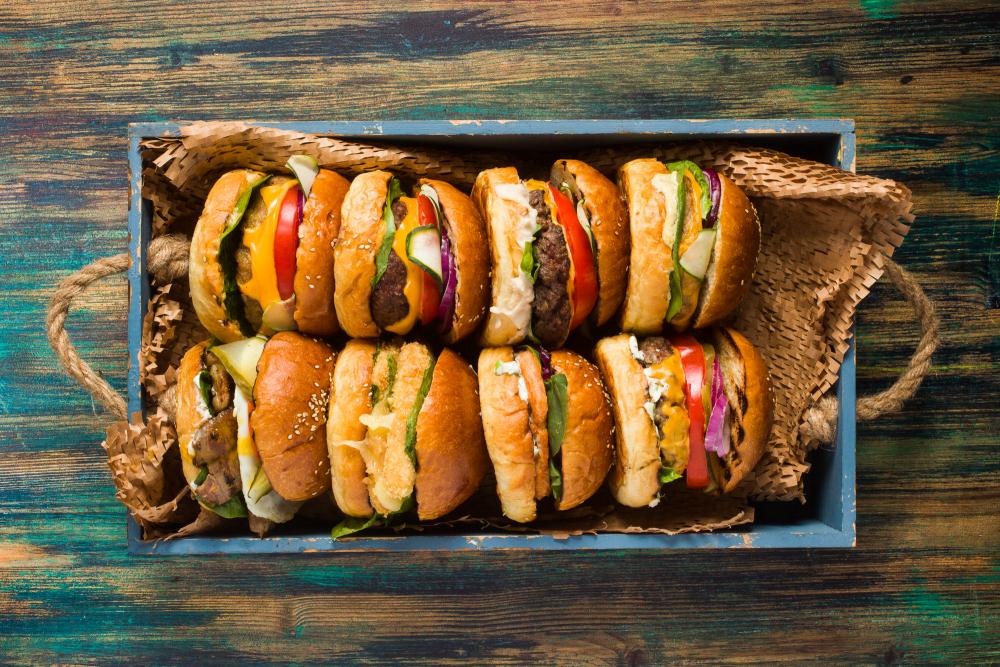 Burger Garaage Barbu Vacarescu