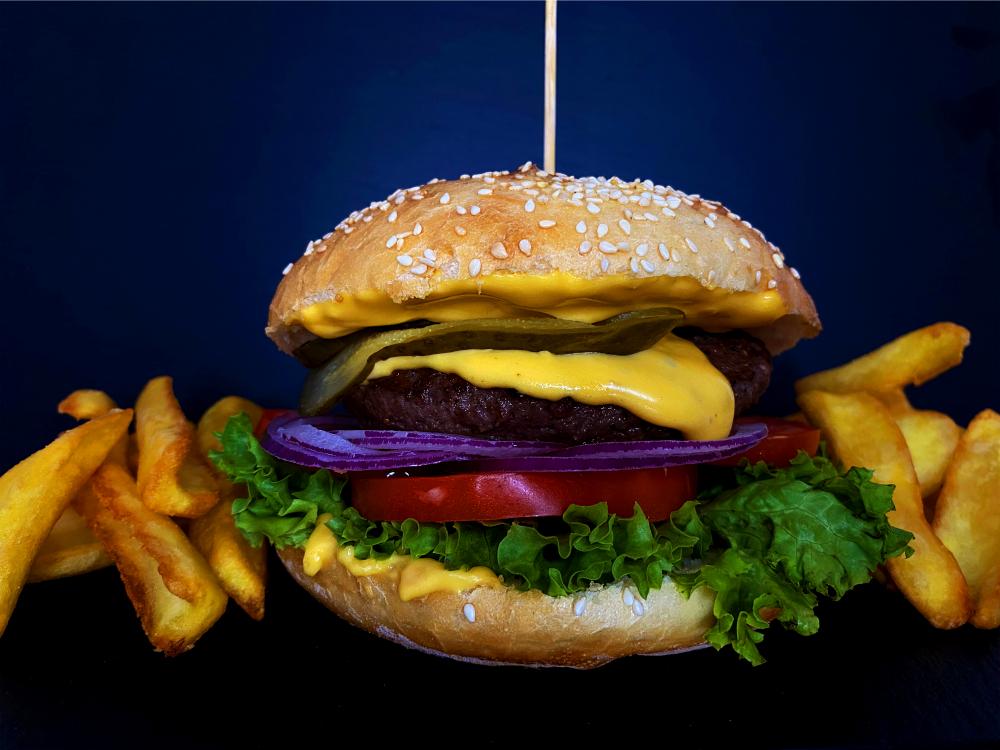 Burger Point Sibiu cover