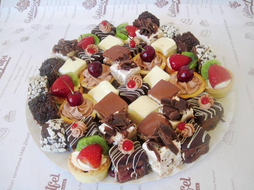 Cofetăria Altfel - dulciuri fără zahăr