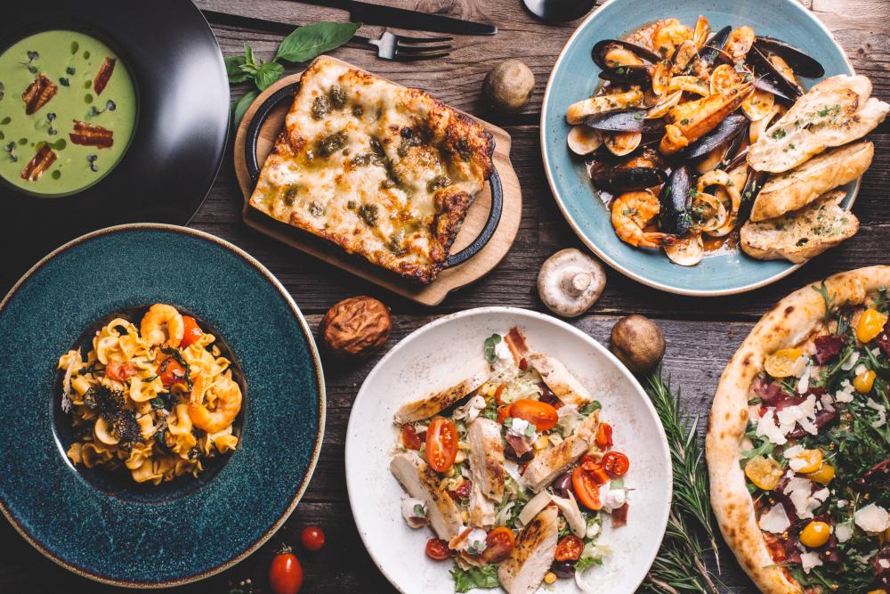 Perfetto Cucina Italiana cover