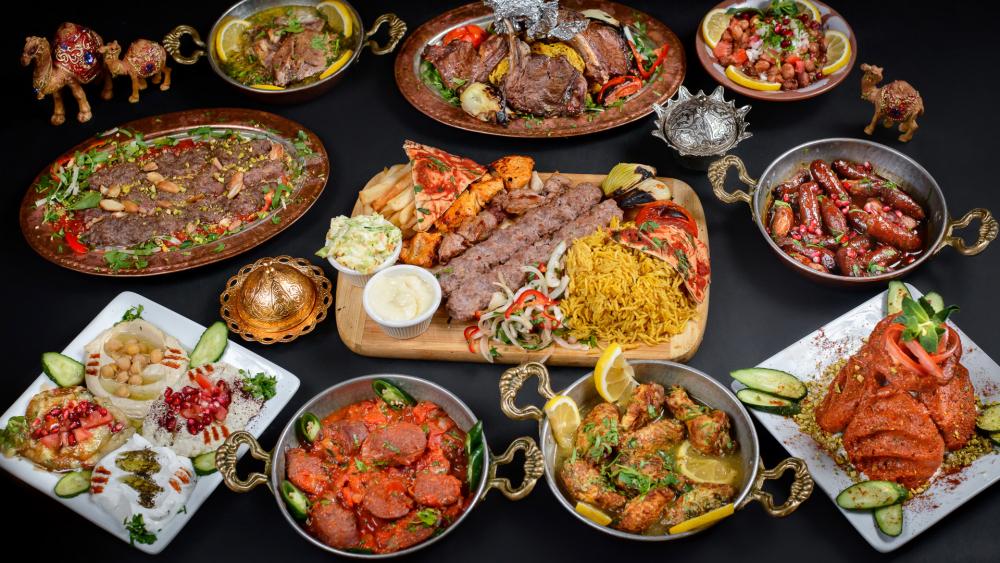 Ahmad Cuisine cover