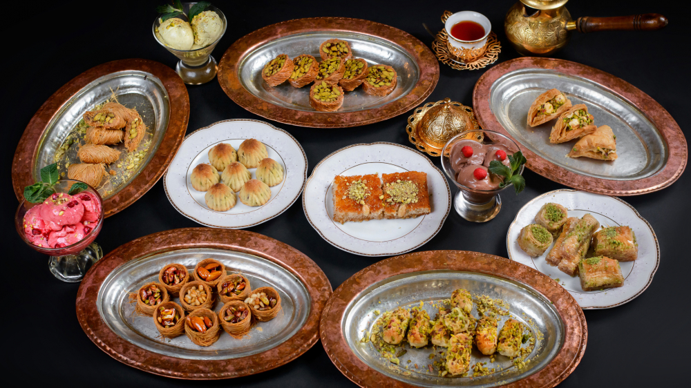 Ahmad Oriental Sweets cover image