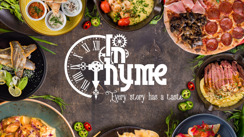 In Thyme cover