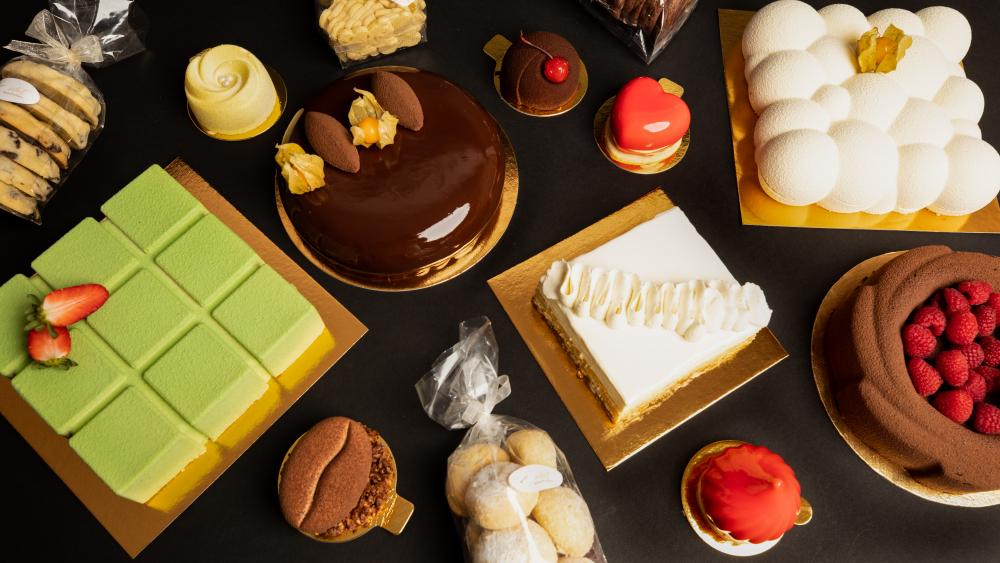 Eclat Dessert Artisan  cover