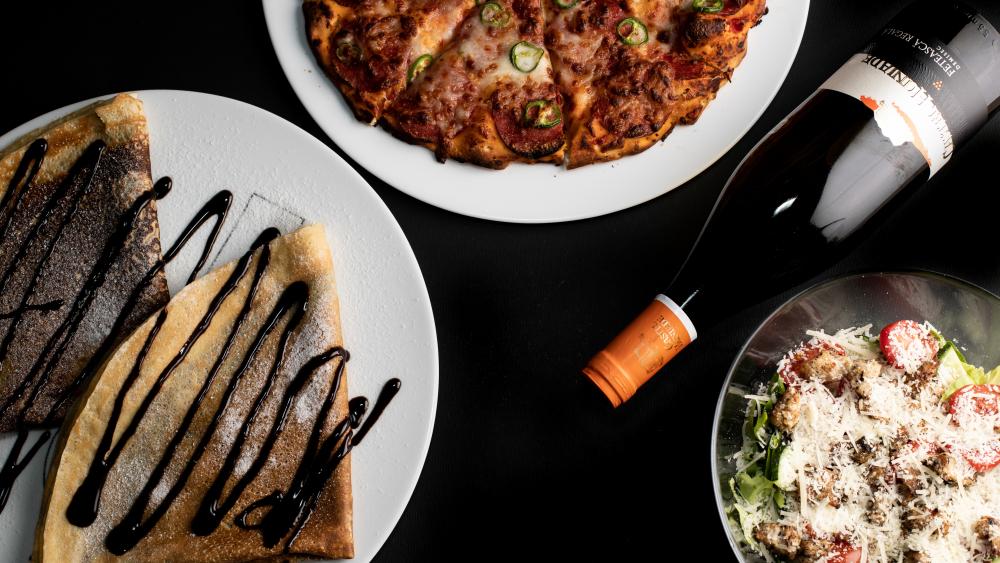 Restaurant Bada Bing - V. Cetatii cover