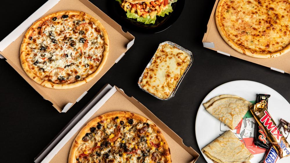 Pizza di Napoli cover