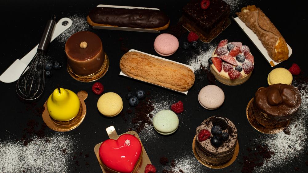 Sweet Dessert cover