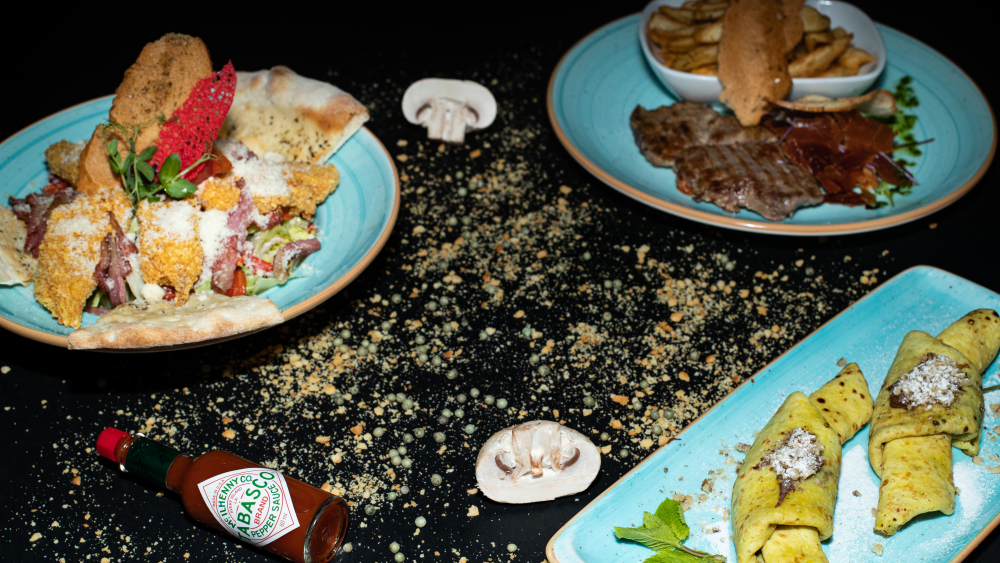 Restaurant PLATINVM Brasov cover