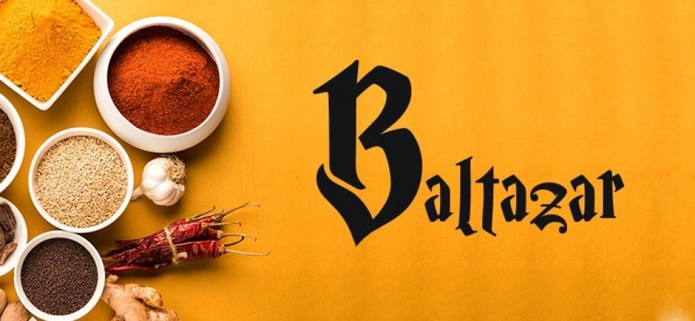 Baltazar cover