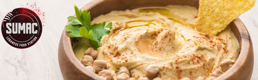 SUMAC Lebanese Food Station cover