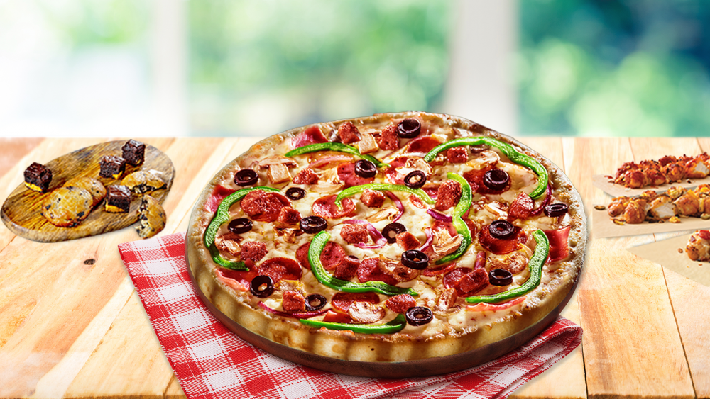 Domino`s Pizza Chitilei