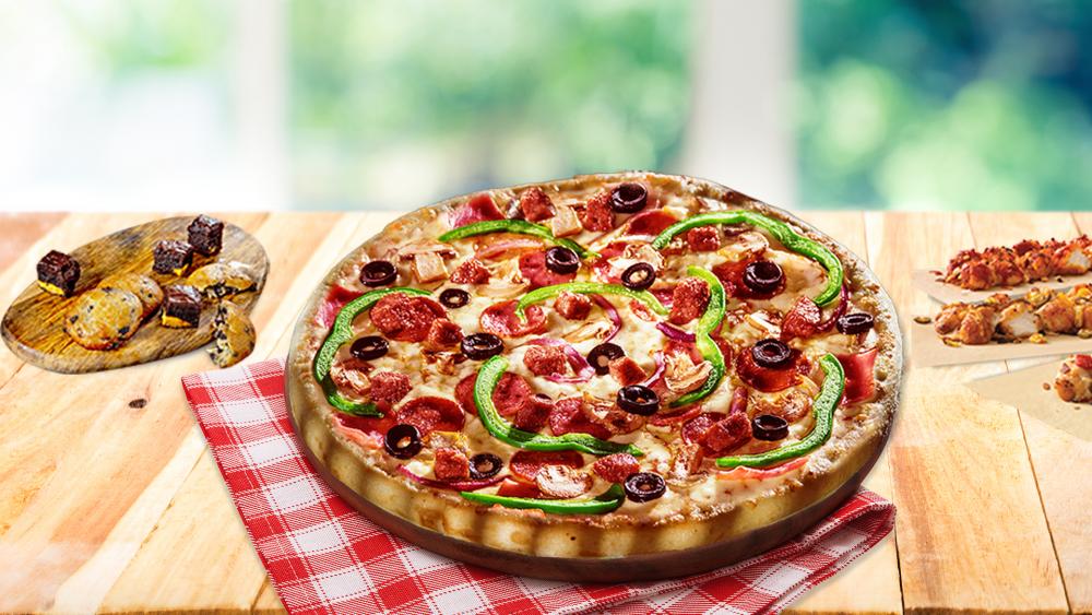 Domino`s Pizza Liviu Rebreanu