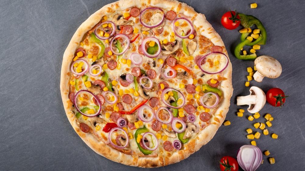 DopoPoco pizza cover