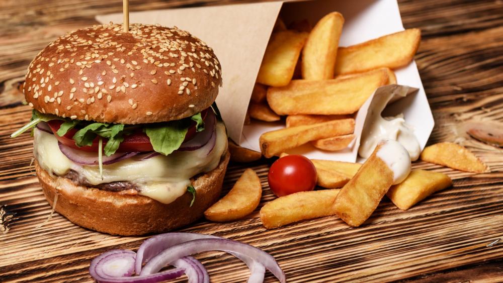 Fast Food Gemeni cover image