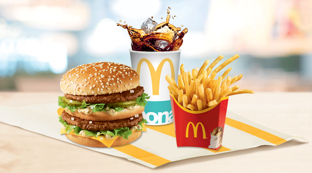 McDonald`s Central cover image