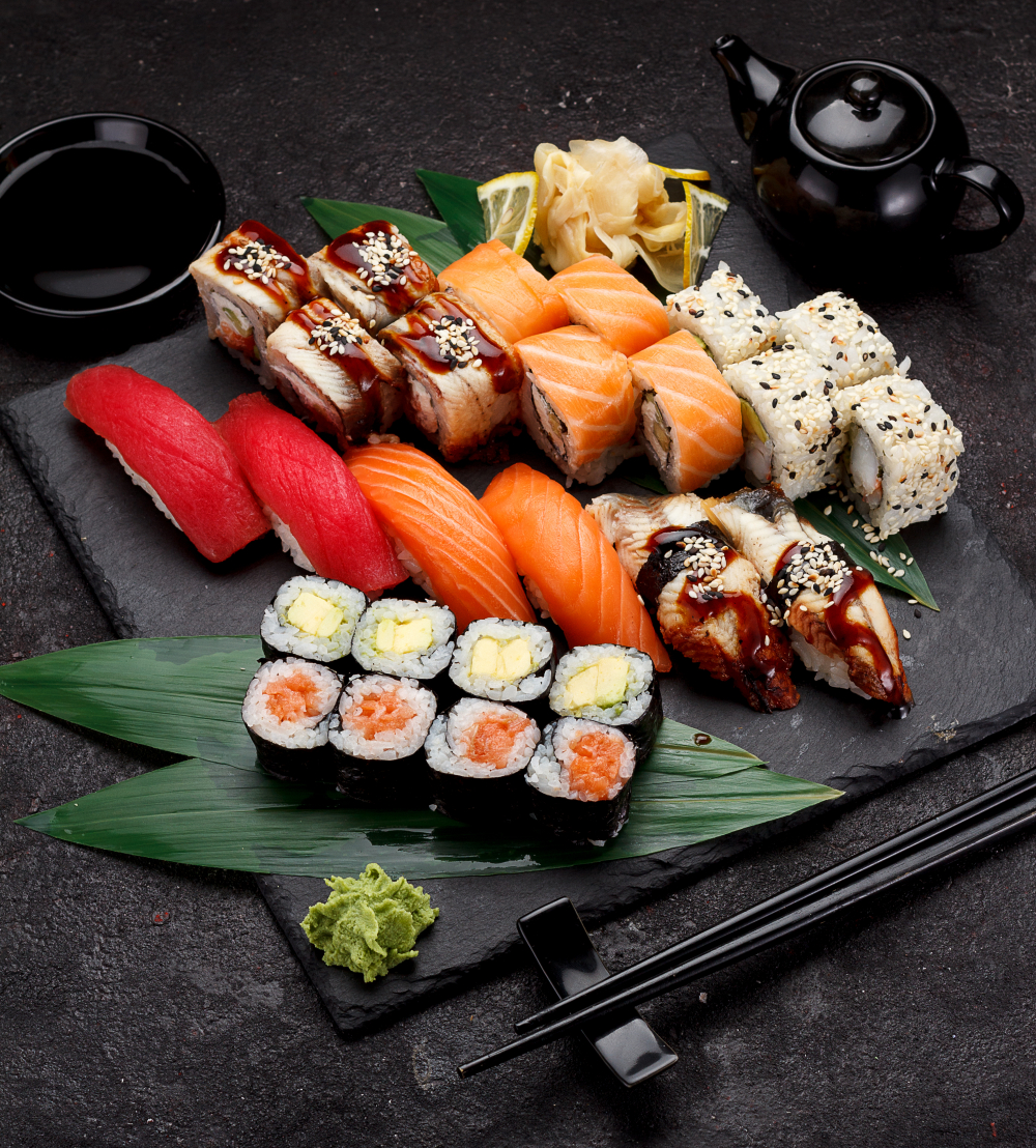 Sushi@home cover