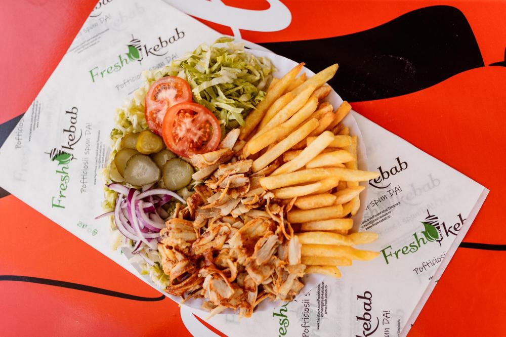 Fresh Shaorma by Fresh Kebab cover