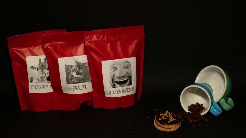 Croitoria de Cafea cover