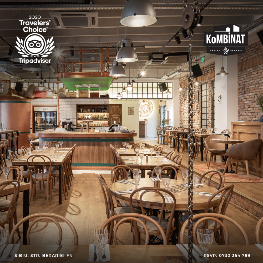 Kombinat Gastro-Brewery cover