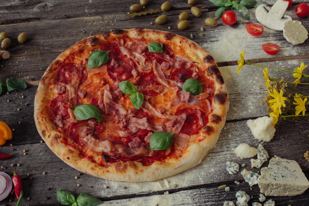 Pizzarelli-Pizza Bar cover
