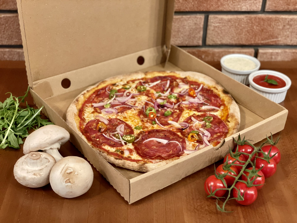 Pizza Box cover