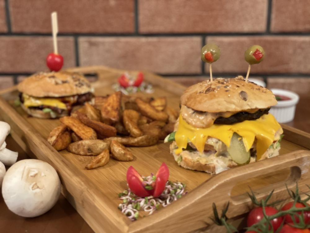 BurgerMeister cover