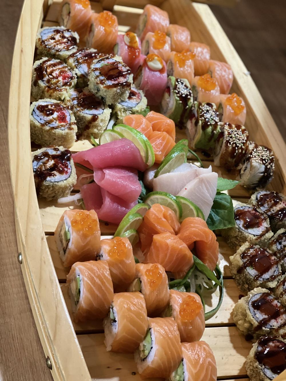 Sushi Time Bucuresti cover
